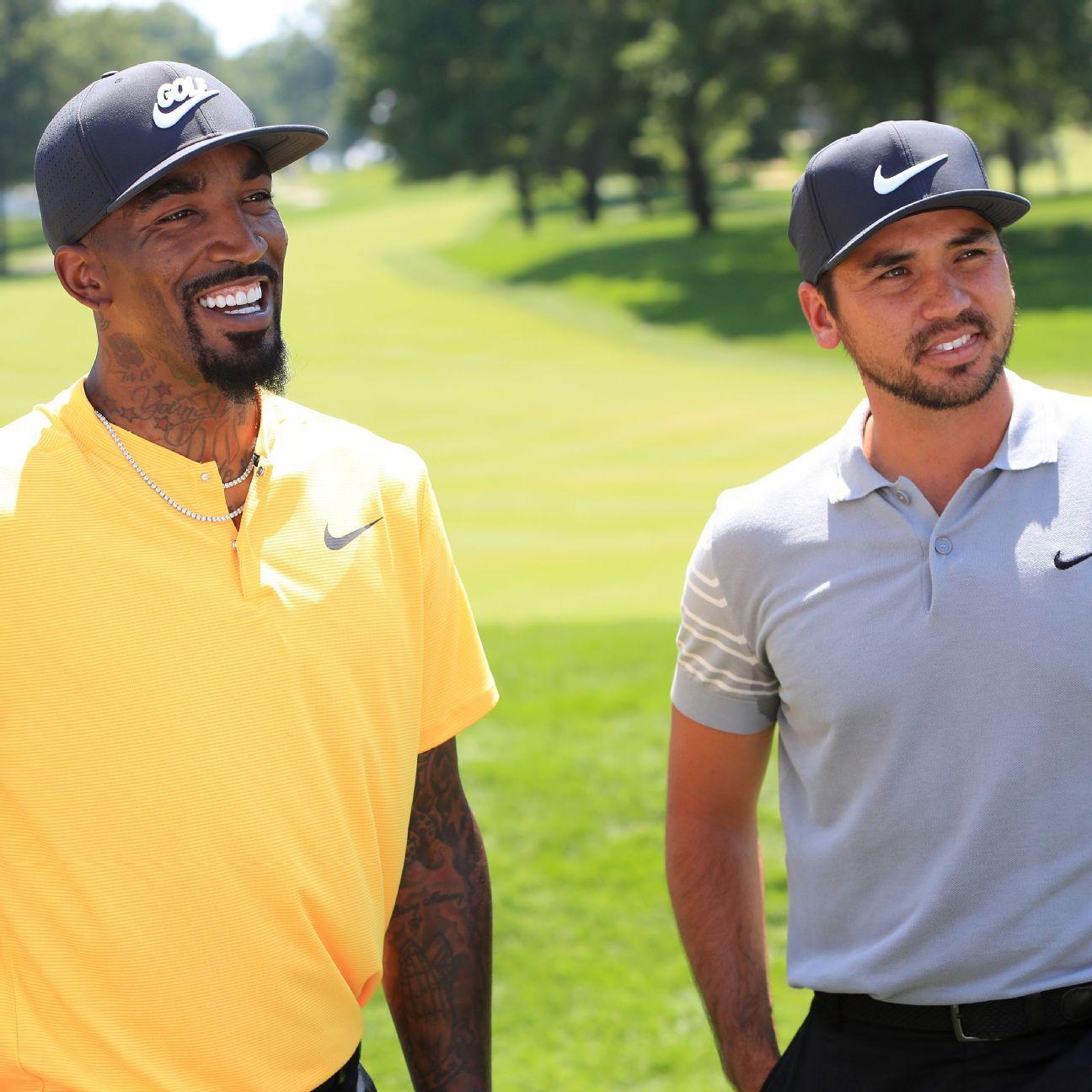 Ex-NBA guard Smith makes collegiate golf debut